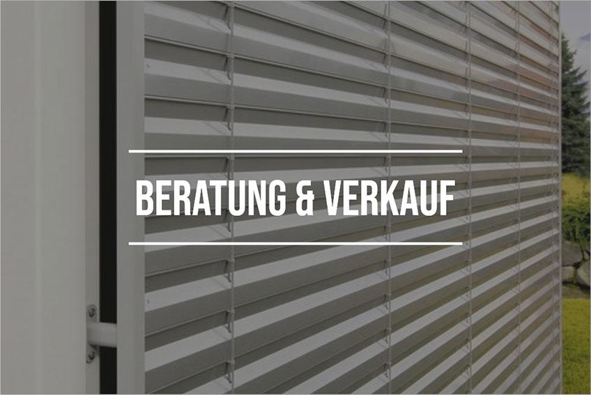 Beratung und Verkauf bei Markisen Paderborn.